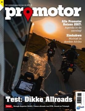 Promotor 10, iOS, Android & Windows 10 magazine