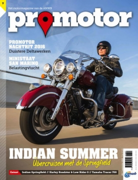 Promotor 7, iOS, Android & Windows 10 magazine