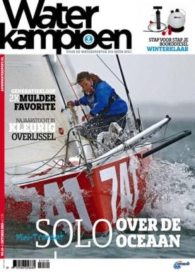 Waterkampioen 10, iOS, Android & Windows 10 magazine