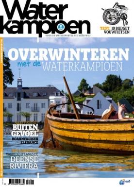 Waterkampioen 11, iOS, Android & Windows 10 magazine