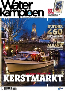 Waterkampioen 12, iOS, Android & Windows 10 magazine