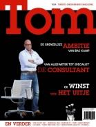 TOM 4, iOS & Android magazine