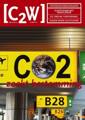 C2W 13, iPad & Android magazine