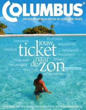 Columbus Magazine 40, iPad & Android magazine
