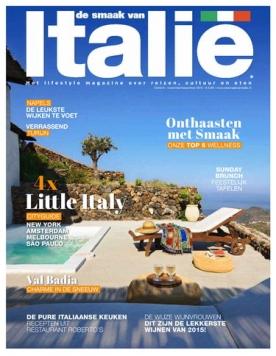 De Smaak van Italië 6, iOS, Android & Windows 10 magazine