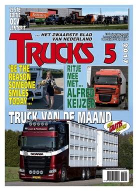 Trucks Magazine 5, iOS, Android & Windows 10 magazine