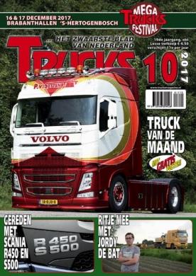 Trucks Magazine 10, iOS, Android & Windows 10 magazine