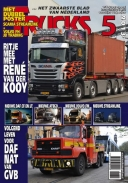 Trucks Magazine 5, iPad & Android magazine