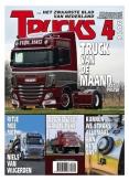 Trucks Magazine 4, iOS, Android & Windows 10 magazine