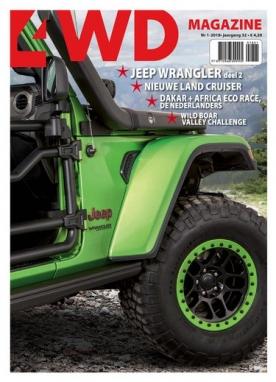 4WD Magazine 1, iOS, Android & Windows 10 magazine