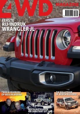 4WD Magazine 2, iOS, Android & Windows 10 magazine