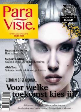 ParaVisie 2, iOS, Android & Windows 10 magazine