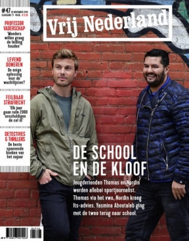 Vrij Nederland 47, iOS, Android & Windows 10 magazine