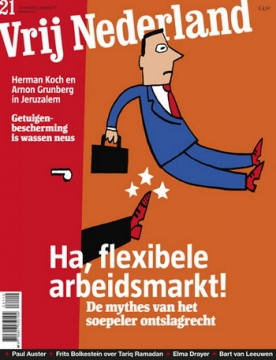 Vrij Nederland 21, iOS, Android & Windows 10 magazine