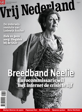Vrij Nederland 23, iOS, Android & Windows 10 magazine