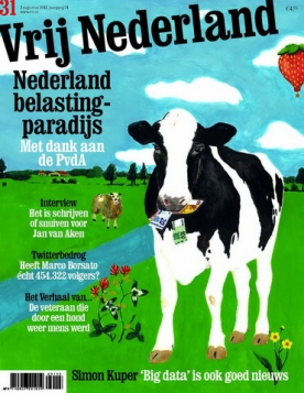 Vrij Nederland 31, iOS, Android & Windows 10 magazine