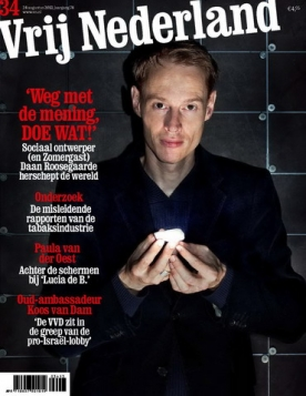 Vrij Nederland 34, iOS, Android & Windows 10 magazine