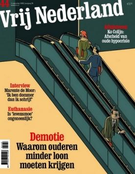 Vrij Nederland 44, iOS, Android & Windows 10 magazine