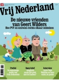 Vrij Nederland 45, iOS, Android & Windows 10 magazine