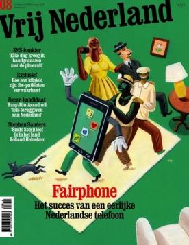 Vrij Nederland 8, iOS, Android & Windows 10 magazine