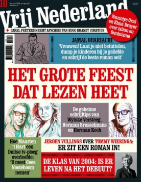 Vrij Nederland 10, iOS, Android & Windows 10 magazine