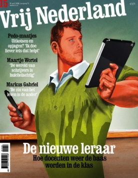 Vrij Nederland 15, iOS, Android & Windows 10 magazine