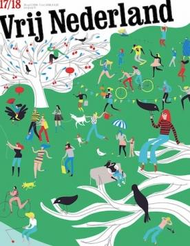 Vrij Nederland 17, iOS, Android & Windows 10 magazine