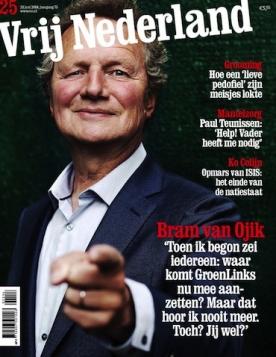 Vrij Nederland 25, iOS, Android & Windows 10 magazine