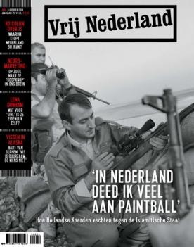 Vrij Nederland 40, iOS, Android & Windows 10 magazine