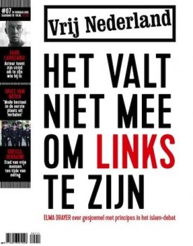 Vrij Nederland 7, iOS, Android & Windows 10 magazine