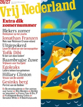 Vrij Nederland 27, iOS, Android & Windows 10 magazine