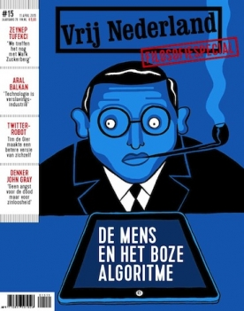 Vrij Nederland 15, iOS, Android & Windows 10 magazine