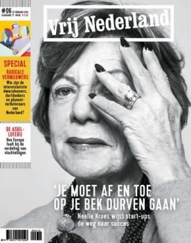 Vrij Nederland 6, iOS, Android & Windows 10 magazine