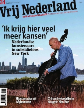 Vrij Nederland 34, iOS, Android & Windows 10 magazine