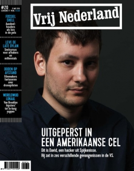 Vrij Nederland 20, iOS, Android & Windows 10 magazine
