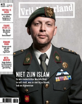 Vrij Nederland 25, iOS, Android & Windows 10 magazine