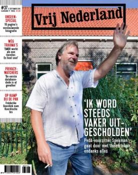 Vrij Nederland 37, iOS, Android & Windows 10 magazine