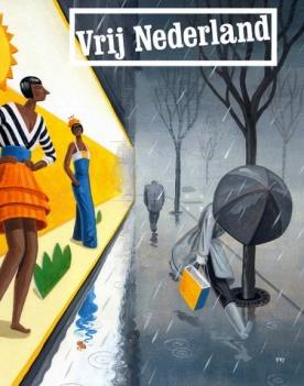 Vrij Nederland 41, iOS, Android & Windows 10 magazine