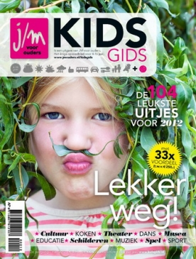 JM Kidsgids 1, iOS, Android & Windows 10 magazine