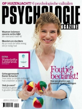 Psychologie Magazine 5, iOS, Android & Windows 10 magazine
