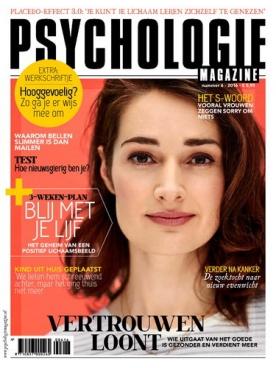 Psychologie Magazine 6, iOS, Android & Windows 10 magazine