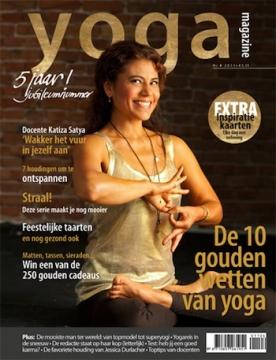 Yoga Magazine 4, iOS, Android & Windows 10 magazine
