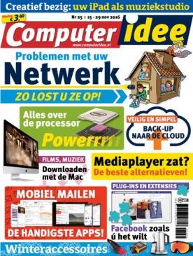 Computer Idee 25, iOS, Android & Windows 10 magazine