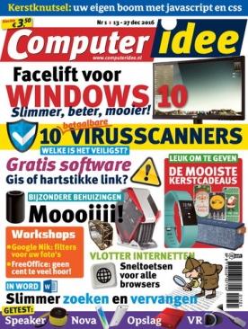 Computer Idee 1, iOS, Android & Windows 10 magazine