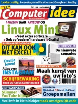 Computer Idee 3, iOS, Android & Windows 10 magazine