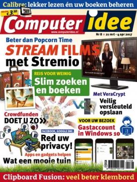 Computer Idee 8, iOS, Android & Windows 10 magazine