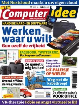 Computer Idee 16, iOS, Android & Windows 10 magazine