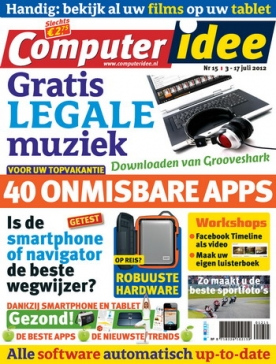 Computer Idee 15, iOS, Android & Windows 10 magazine