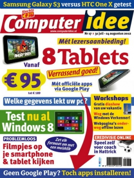 Computer Idee 17, iOS, Android & Windows 10 magazine