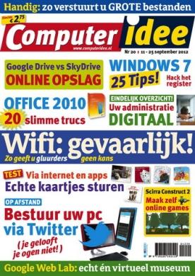 Computer Idee 20, iOS, Android & Windows 10 magazine